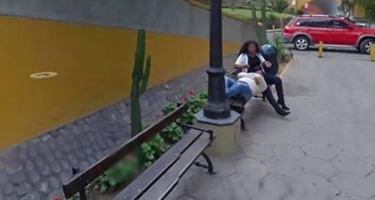 گوگل میپس پر راستہ دیکھتے آدمی کو اس میں اپنی بیگم ایسا شرمناک کام کرتے نظر آگئی کہ فوری اسے طلاق دے دی