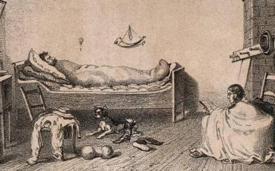 کیا آپ کو معلوم ہے 19ویں صدی میں شاور کس بیماری کا علاج کرنے کے لئے دریافت کیا گیا؟ جان کر آپ کو یقین نہ آئے
