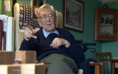 111 سالہ شخص نے اپنی لمبی زندگی کا انتہائی دلچسپ راز بتادیا