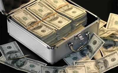 ڈالر کی قیمت میں کمی ہو گئی