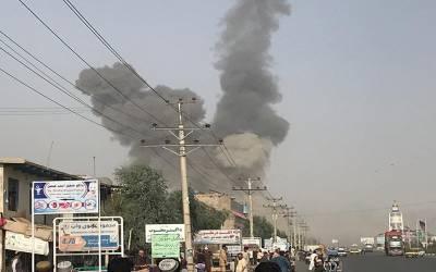 افغان طالبان کاپولیس ہیڈ کوارٹر پر حملہ، اتنے لوگ نشانہ بن گئے کہ اشرف غنی بھی چپ نہ رہ سکے