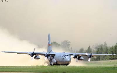 امریکی طیارہ آسٹریلیا میں گرکرتباہ،ہلاکتیں