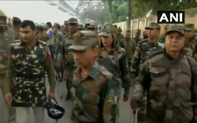 بھارتی فوج اور پولیس میں لڑائی، حیران کن خبر آگئی