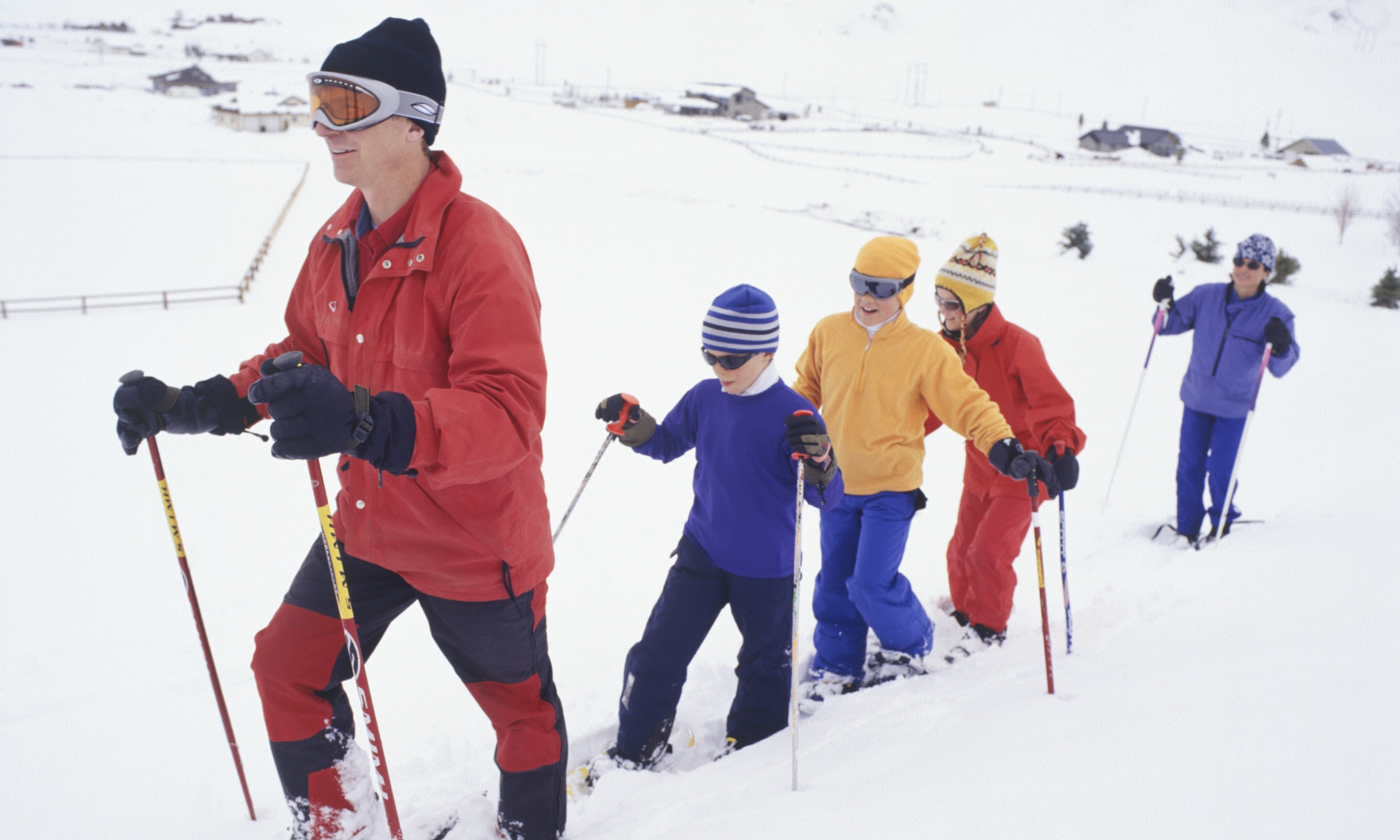 10 Winter Sports Your Kids Should Try At Least Once