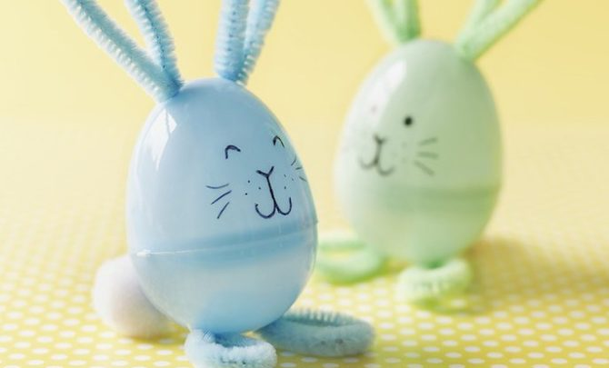 10 Super Simple Easter Crafts Daily Parent