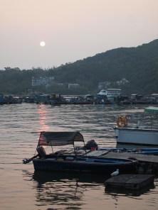 Sok Kwu Wan sunset