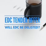 EDC Tender Offer – Will EDC be Delisted