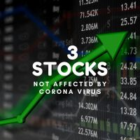 these 3 stocks not affected by corona scare