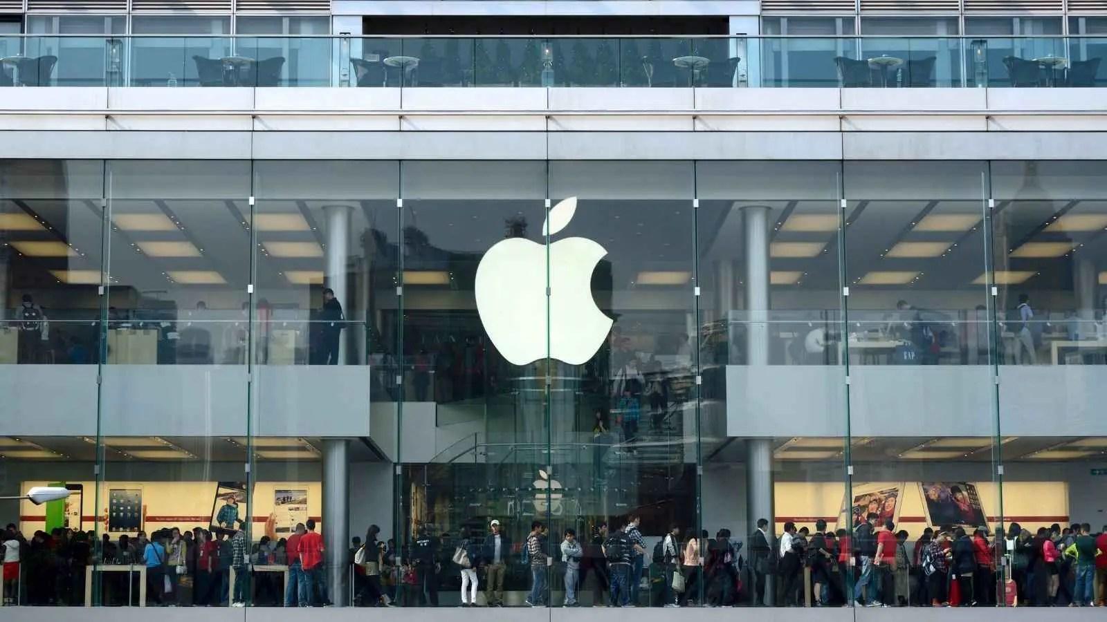 apple dividend stock