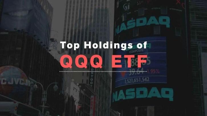 invesco qqq etf holdings