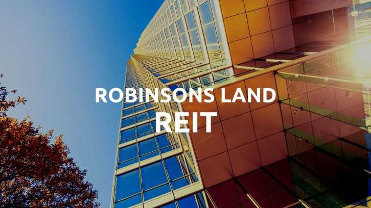 advantages investing robinsons land reit