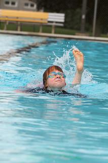 provare col nuoto -nuotare - swim - swimming