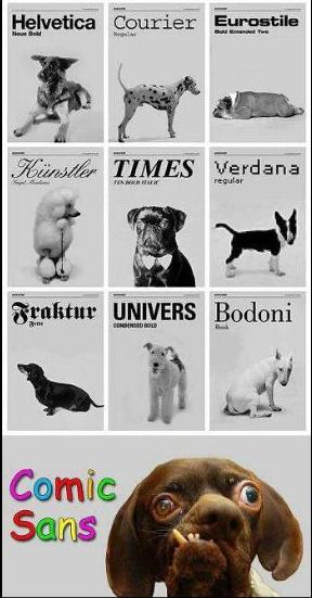 Font_dog-un font per ogni cane