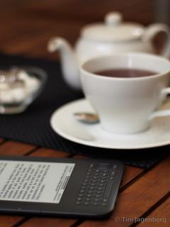 Kindle - tea - ©Tim Jagenberg