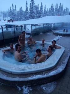 -9°C Jacuzzi Norway