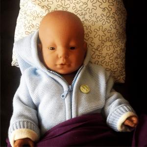 baby robot, essere genitori, esperimento sociale, essere madre, maternità, simulazione genitori