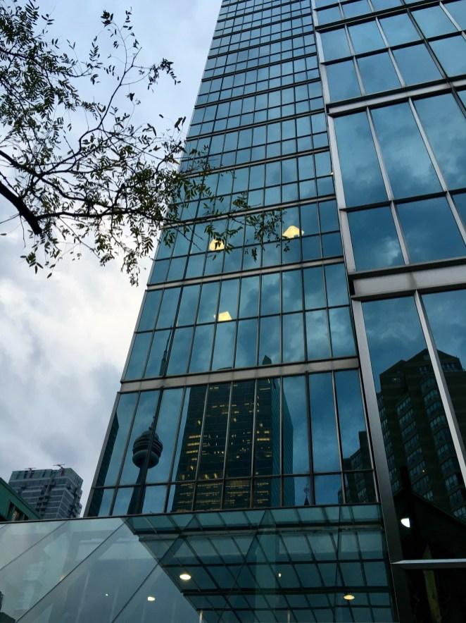 Reflections  #Toronto #Canada #traveling