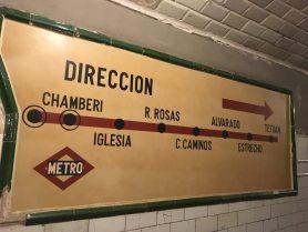 Metro Museum directions