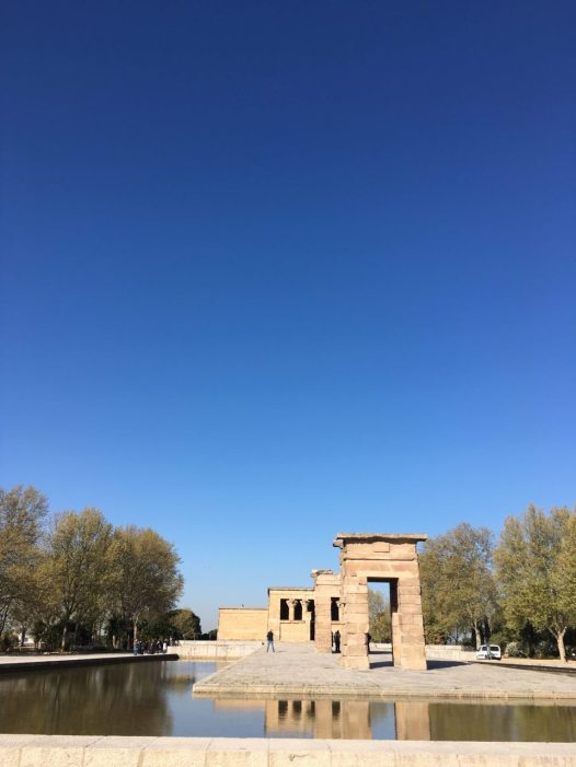 Temple of Debod 3