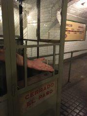 Ticket check Metro Museum