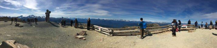 Mountains panorama