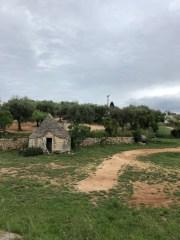 Outskirts of Alberobello