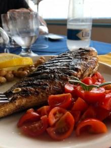 Food in Salento