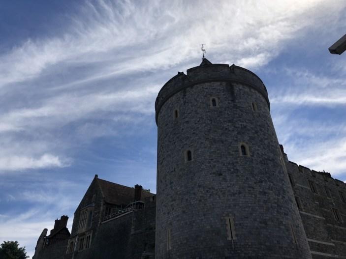 castello da fuori