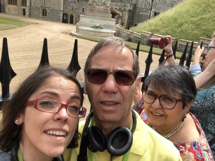 selfie guard march