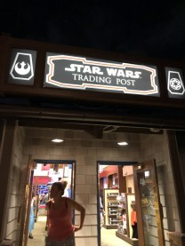 Start Wars store @ Disner Springs