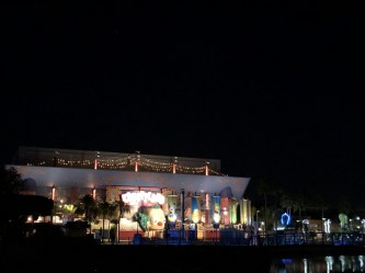 The Simpson's park at Disney Universal