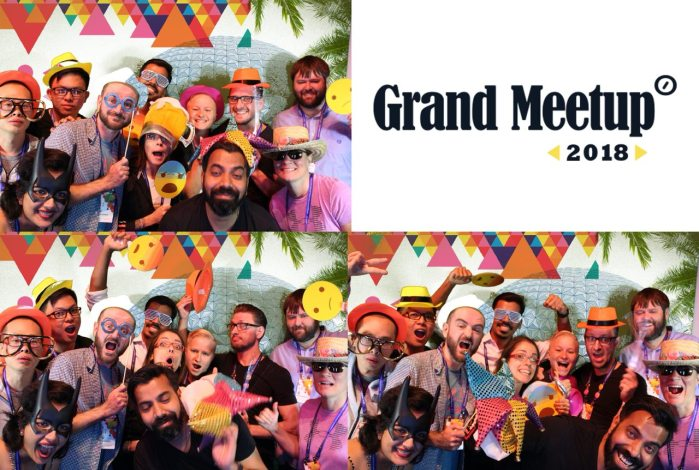 team air Photobooth closing part @EPCOM GM Sep-Oct Orlando 2018