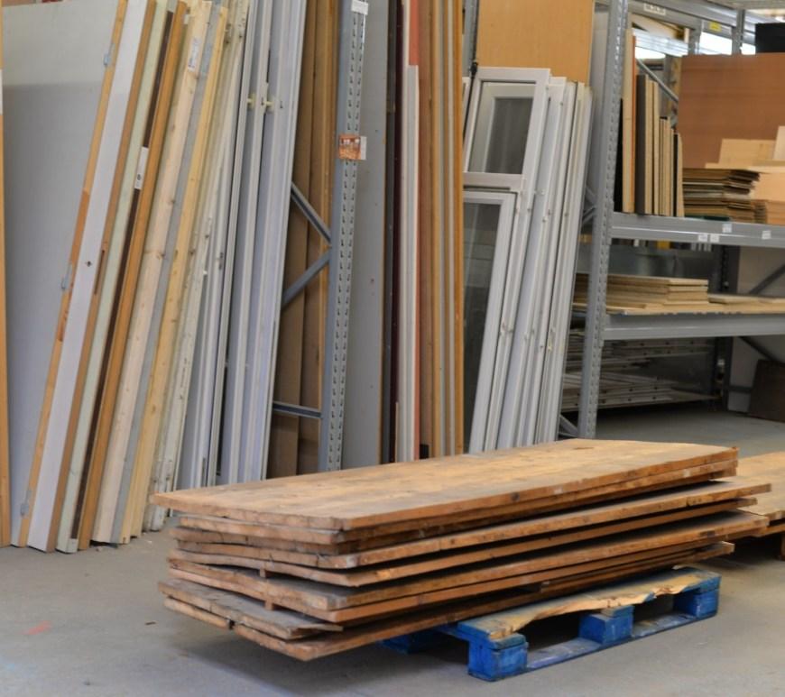 mineka, revente de matériaux de construction