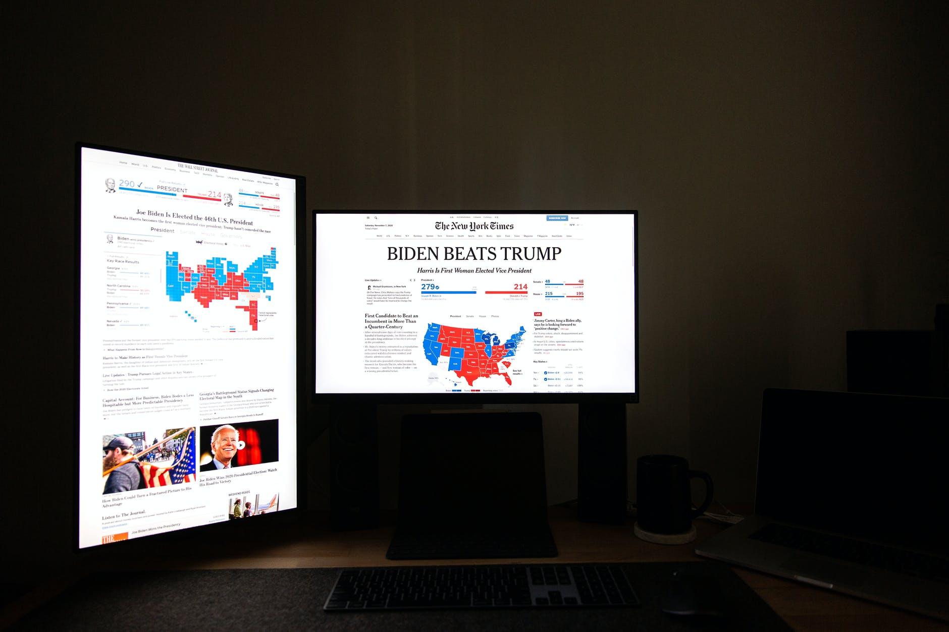 people desk laptop office