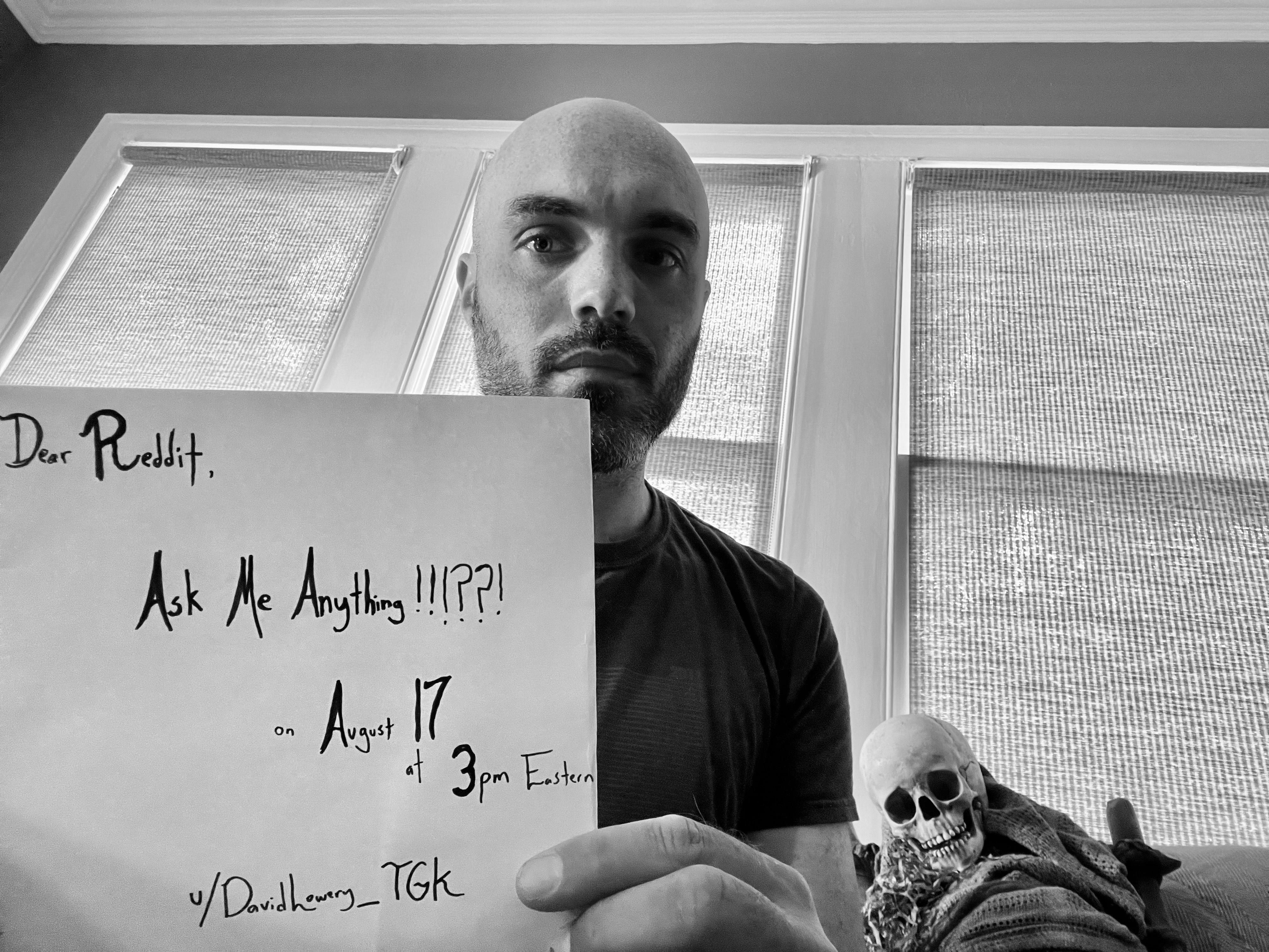David Lowery participated in a Reddit AMA on Tuesday August 17, 2021.