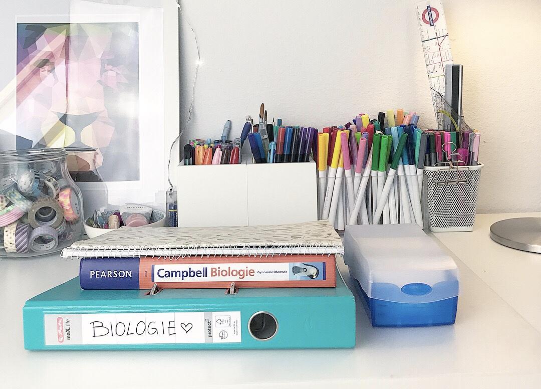 Biologie Abitur - So habe ich gelernt!