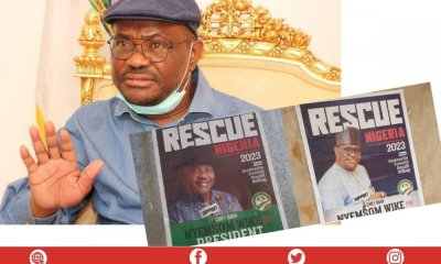 2023 Presidency: Wike Distances Self From Campaign...
