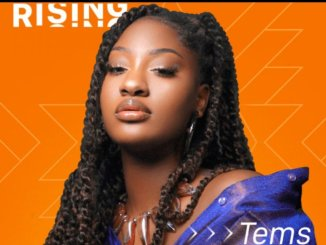 Singer Tems Nominated For BET Viewers' Choice Cate...