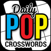 Green-skinned pear crossword clue