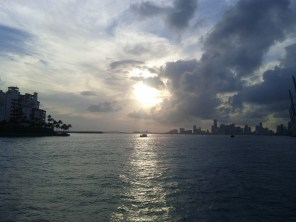 Miami in February 2012