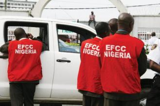 Image result for EFCC seals Maina's property in Kaduna
