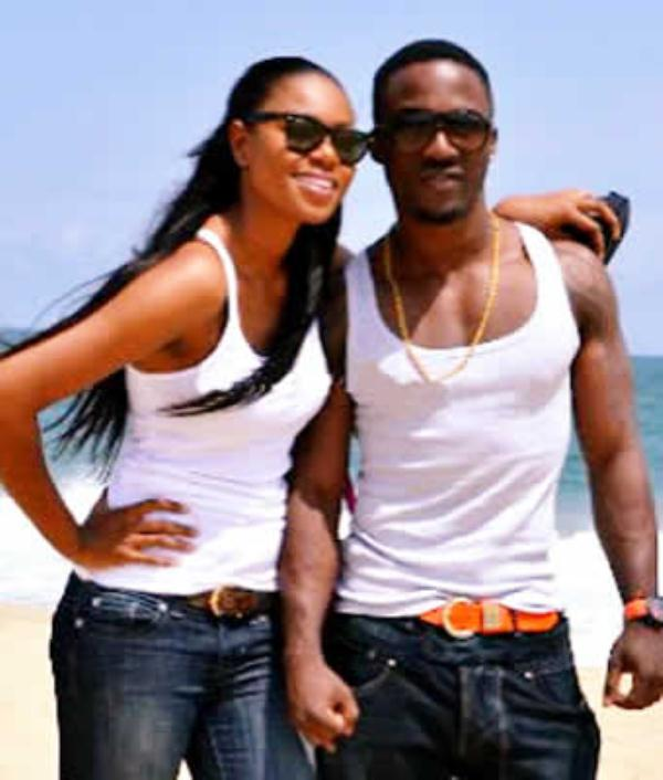 Image result for yvonne nelson and iyanya