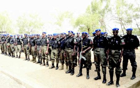 Nigeria Police Service Commission 2020/2021
