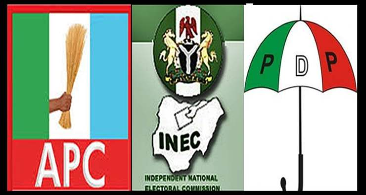 Image result for US Compiling Reports On The Just Concluded Elections In Nigeria.  ASO ROCK IN TENSION AS US GIVES FINAL CONCLUSION ON 2019 ELECTION inec11
