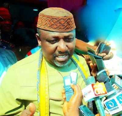 Image result for Governor Okorocha blasts APC