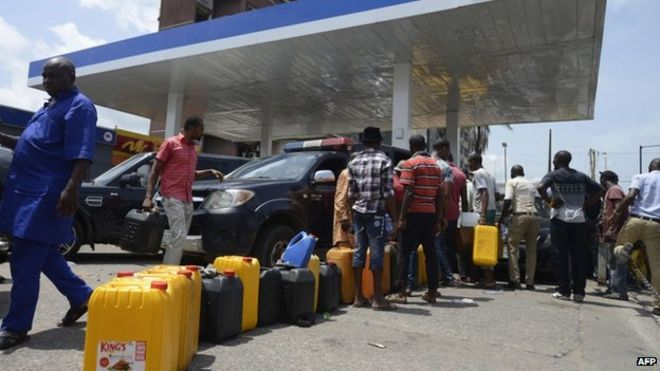 Image result for The era of fuel scarcity is gone for good - NNPC