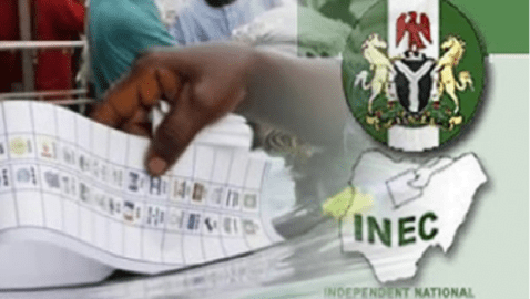 Image result for ballot papers in Nigeria