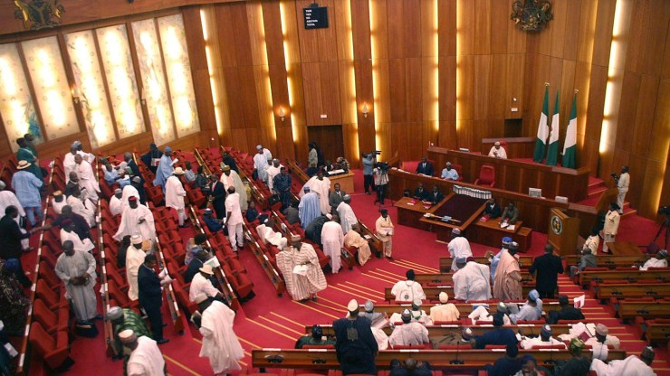 Senate adjourns as PDP becomes majority in Senate
