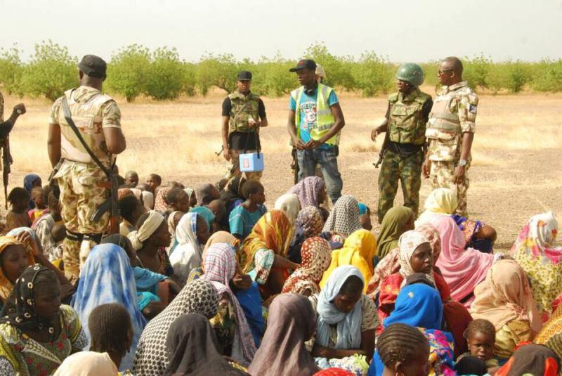 Boko Haram: Army Clears 760 Suspected Insurgents