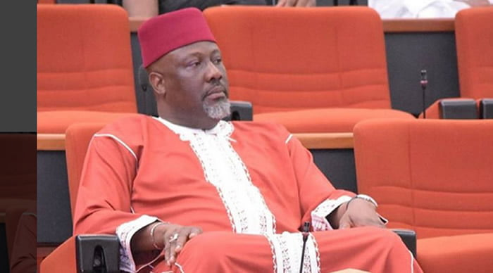Image result for FG drags Dino Melaye to Court over false assassination
